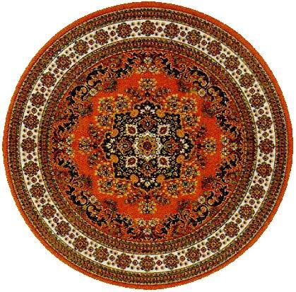 欧式圆地毯高清贴图